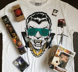 Powered Geek Box October 2016 Subscription Box Review
