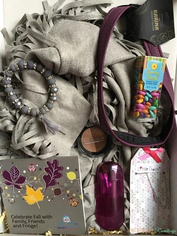 The Boodle Box (Two) November 2016 Subscription Box Review