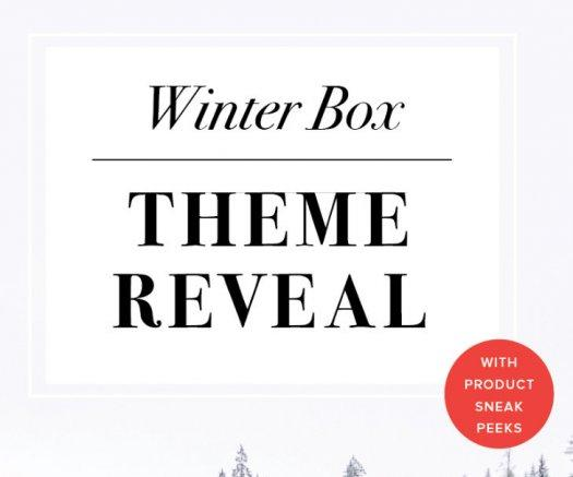 Mostess Box – Winter Box Now Open + Additional Spoilers!