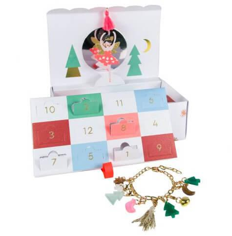 nutcracker charm bracelet advent calendar subscription