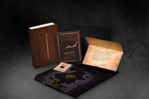 Game Of Thrones Limited Edition Box On Sale Now