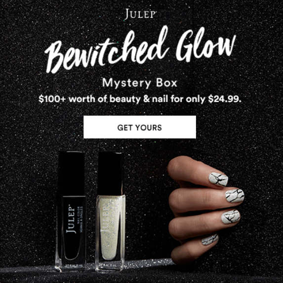 Julep Bewitched Glow Mystery Box – Last Call!