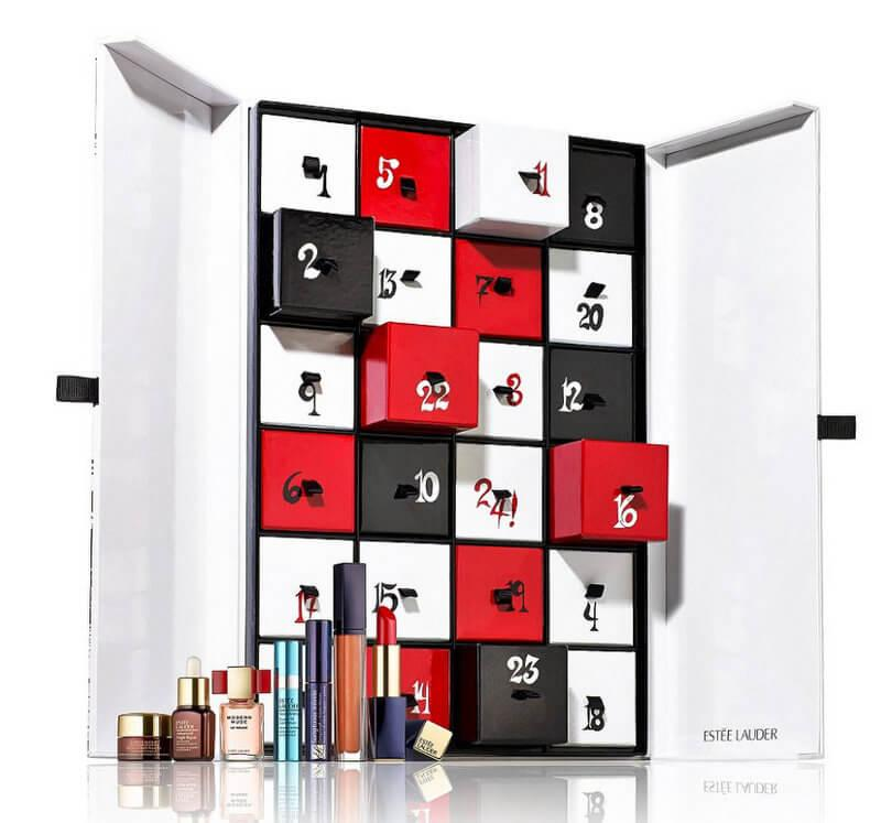 Estee Lauder 'Holiday Countdown' Collection (Limited Edition) - 40% Off + Free Gifts With Purchase - Subscription Box Ramblings