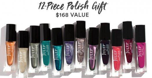 Julep – Free 12-Piece $168 Gift Set with New Subscriptions!