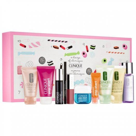 Clinique 10 Days of Beauty Advent Calendar – On Sale Now!