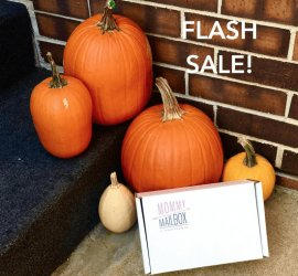 Mommy Mailbox Halloween Flash Sale