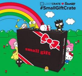 Loot Crate x Sanrio - Subscriptions Open + Spoiler!