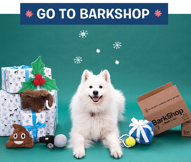 BarkShop – 20% Off for Black Friday!