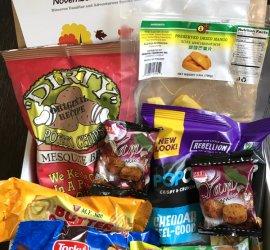 Something Snacks Review - November 2016 Subscription Box