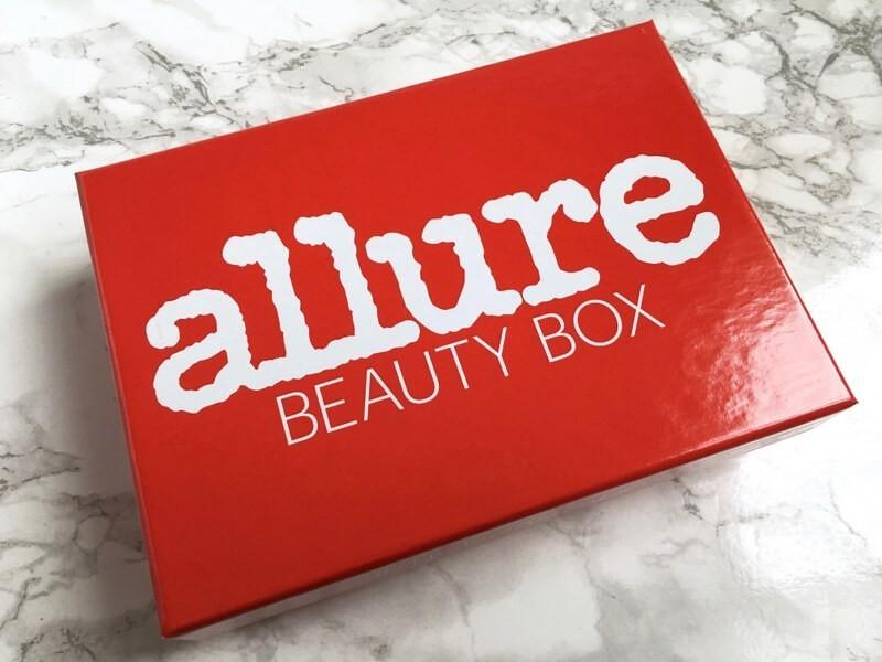 Allure Beauty Box Full January 2017 Spoilers + Shipping Update