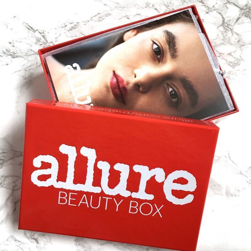 Allure Beauty Box February 2017 Full Spoilers!