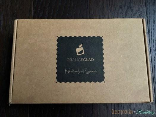 Orange Glad October 2016 Subscription Box Review + Coupon Code