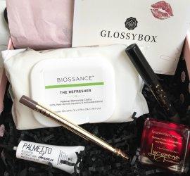 GLOSSYBOX November 2016 Subscription Box Review + Coupon Codes
