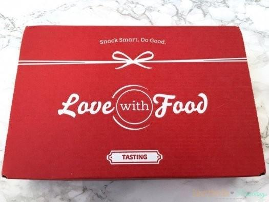 Love With Food January 2017 Spoilers + Coupon Code