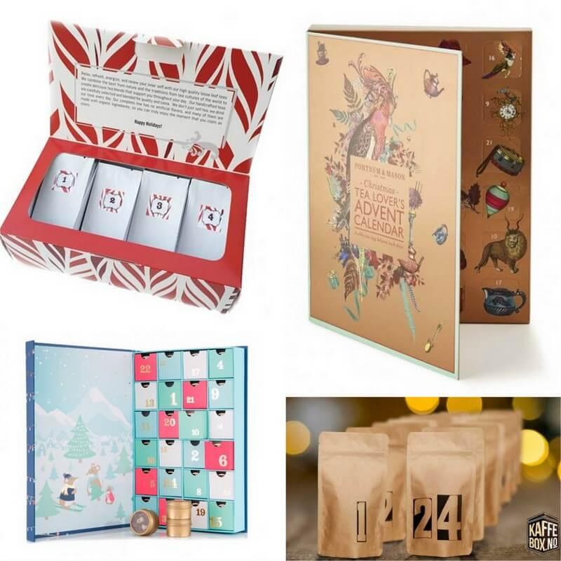 Coffee Tea Advent Calendar Round Up Subscription Box Ramblings