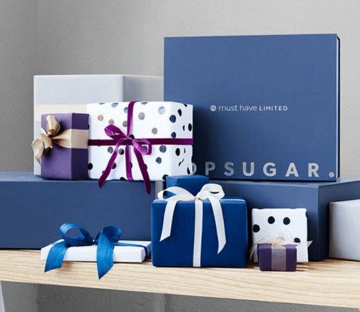 POPSUGAR Must Have Holiday 2016 Limited Edition Boxes – Presale Starts Now