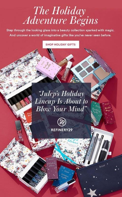 Julep Holiday Collection – Now Available
