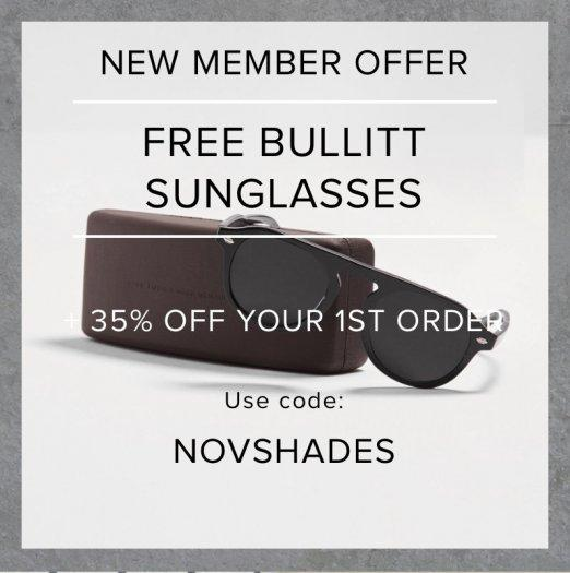 Five Four Club – 35% Off First Month + Free Sunglasses!