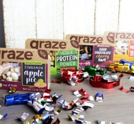 Graze - Now Available at Walgreens!