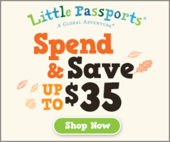 Little Passports Spend & Save – Last Call