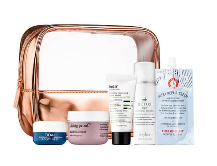 Sephora Favorites Customizable Skin Care & Hair Gift Set
