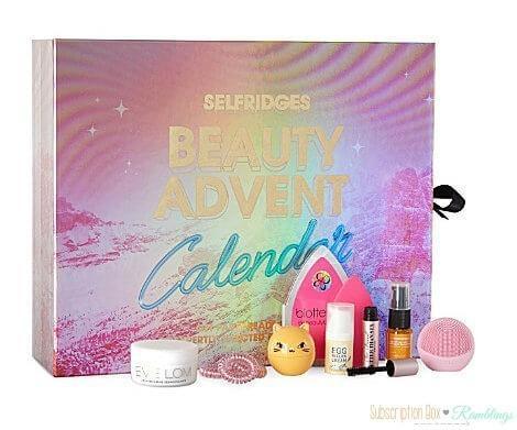 SELFRIDGES Beauty Workshop Advent Calendar 2016 – On Sale Now