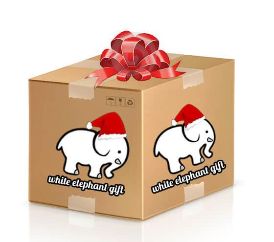 That Daily Deal White Elephant Mystery Box