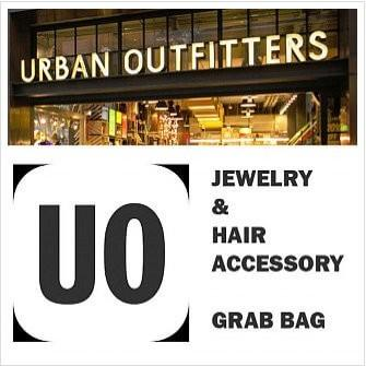 Urban Outfitters Mystery Grab Bag