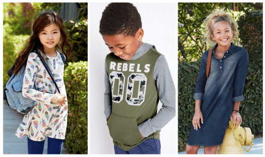 FabKids December 2016 Selection Time + $9.95 First Outfit Offer!