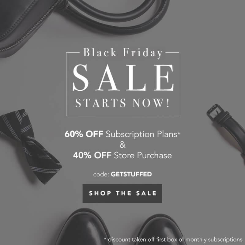 SprezzaBox Black Friday Sale!