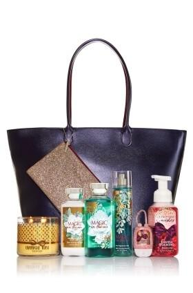 Bath and body works subscription box
