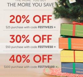 Kiwi Crate - Stock Up & Save Sale!