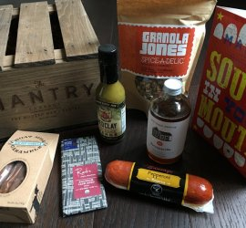 Mantry Review - December 2016 Subscription Box