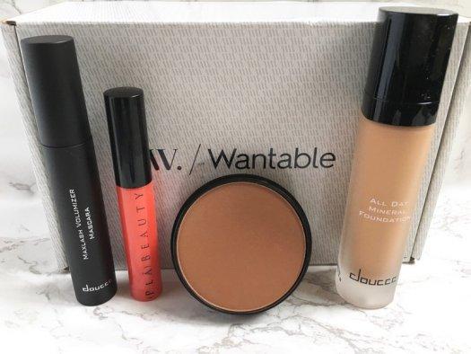 Wantable Makeup Review – December 2016