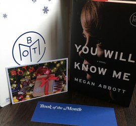 Book of the Month Review - December 2016 + Coupon Code