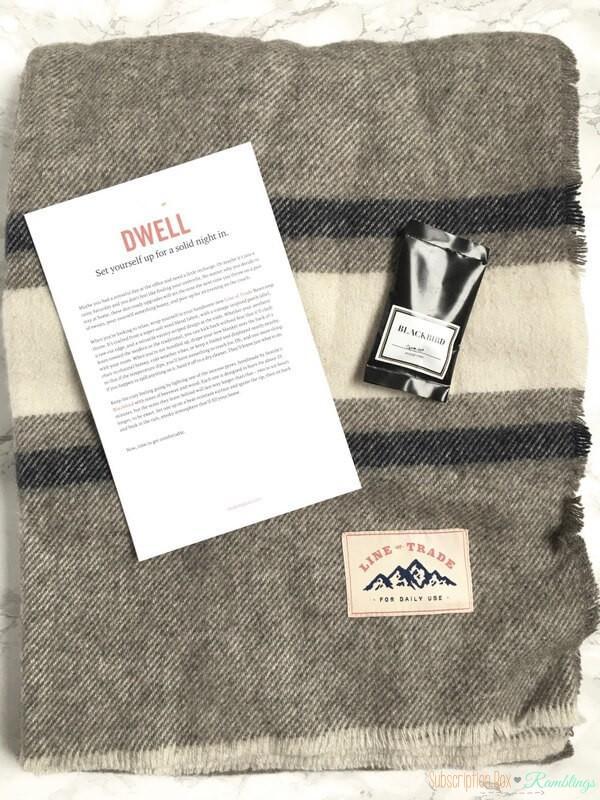 "Bespoke Post Review + Coupon Code – December 2016 ""Dwell"""
