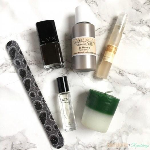 Imperial Glamour Beauty Box Review – December 2016 Holiday Box