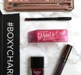 BOXYCHARM Review December 2016 Subscription Box