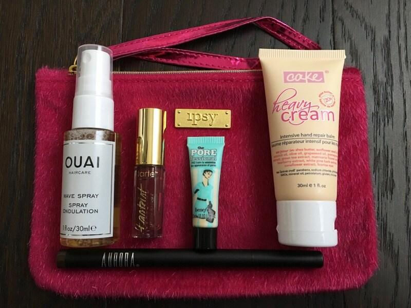 ipsy Review December 2016 Subscription