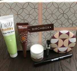 Birchbox Review - December 2016 Box + Coupon Codes