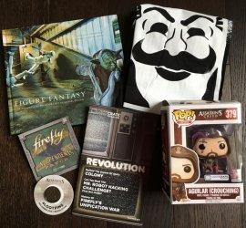 Loot Crate Review - December 2016 + Coupon Code