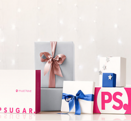 RueLaLa + POPSUGAR Holiday Glamour Box (On Sale Now)