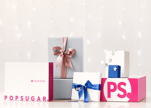 Past POPSUGAR Must Have – Past Boxes on Gilt City for $25+