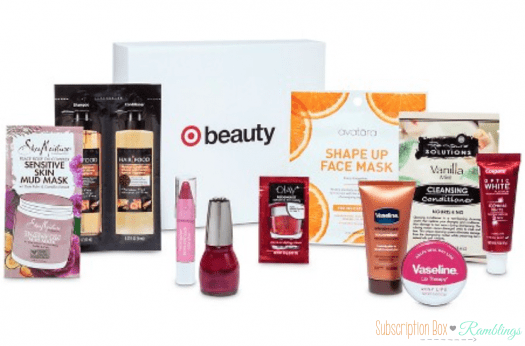 Free Target Beauty S&le Box with $30+ Target Purchase  sc 1 st  Subscription Box Ramblings & Free Target Beauty Sample Box with $30+ Target Purchase ... Aboutintivar.Com