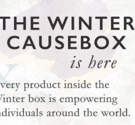 CAUSEBOX Winter 2016 - Full Spoilers!