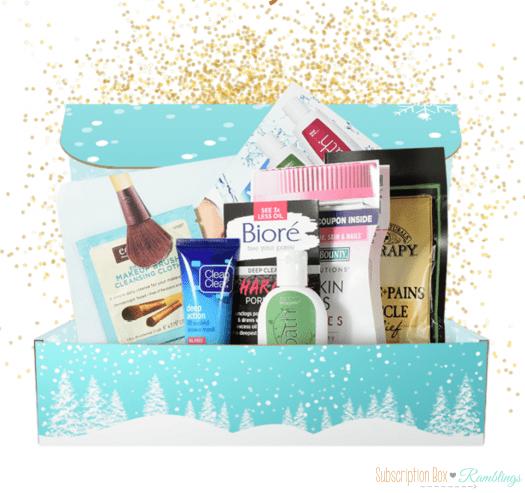 Walmart Beauty Box – Winter 2016 On Sale Now