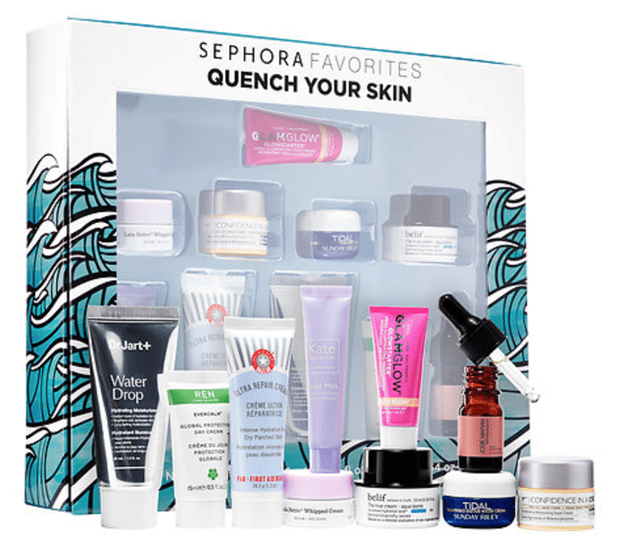Sephora Favorites: Quench Your Skin