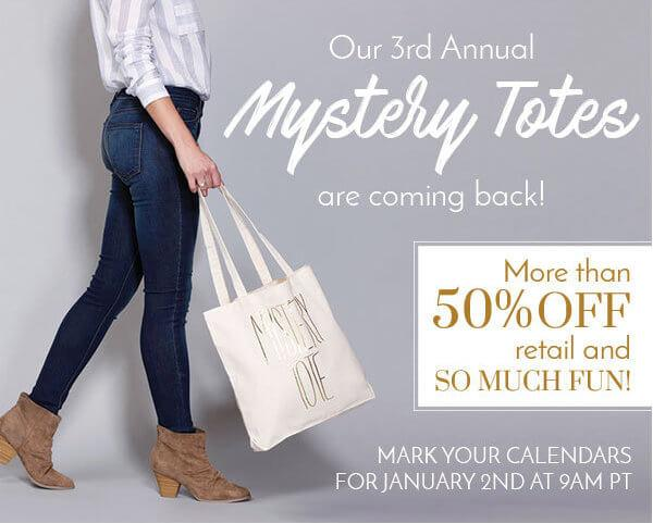 Golden Tote Mystery Tote – Launching Soon!