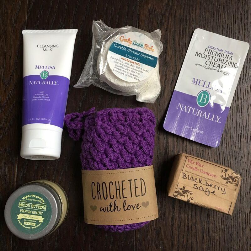 Imperial Glamour Beauty Box Review – December 2016