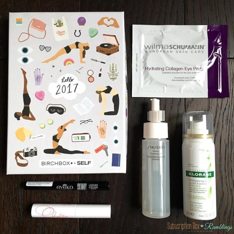Birchbox Review January 2017 Curated Box + Coupon Codes